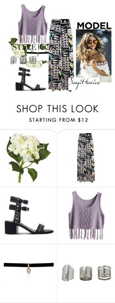 """""""Untitled #357"""" by el-khawla ❤ liked on Polyvore featuring OKA, Senso and Topshop"""