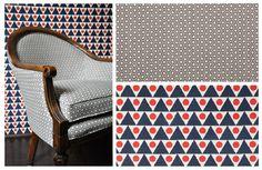 love these textiles by Studio Bon - www.studiobontextiles.com
