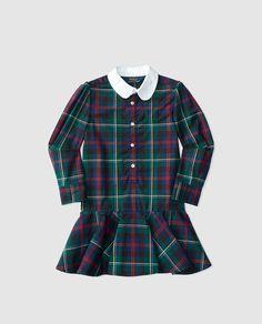 Vestido de niña Polo Ralph Lauren con cuadros · Polo Ralph Lauren · Moda · El Corte Inglés