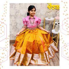 Frocks For Girls, Dresses Kids Girl, Girl Outfits, Kids Dress Wear, Kids Gown, Baby Frocks Designs, Kids Frocks Design, Kids Dress Collection, Kids Indian Wear