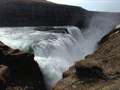 Iceland, Gullfoss