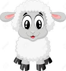Image result for cartoons cute pictures of lambs