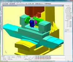 cnc 5 axis milling machine software