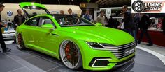 The Sport Coupe Concept GTE can return 118 mpg km), according to Volkswagen Volkswagen, Geneva Motor Show, Top Cars, Exotic Cars, Concept Cars, Racing, Vehicles, Model, Lovers