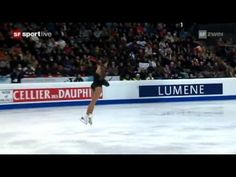 Sarah Meier Gold-Kür Europameisterschaft 2011 - YouTube