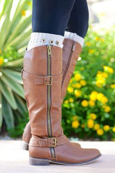 48fc0691ecb2 Buckle Up For The Ride Boots - Tan from Closet Candy Boutique