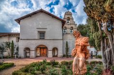 Belle of Mission San Juan Bautista - Picture Perfect HDR Photography
