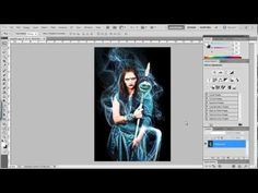 Adobe Photoshop Clipping Mask tutorial from http://SoftwareMedia.com