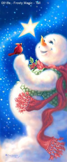 The Snowman and the Star by Dona Gelsinger