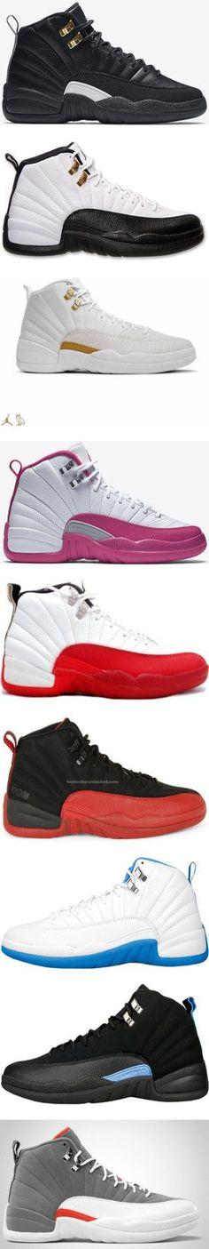 awesome Jordan 12s