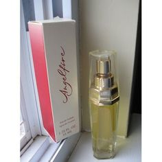 Mary Kay Angelfire.  Had a lot of great products with this scent.  Even a rich red lipgloss!