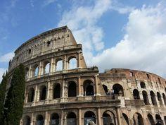 viagem para conhecer a Itália_Coliseu_Viajando bem e barato