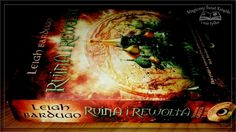 """""""Ruina i rewolta"""" Leigh Bardugo, wyd. Papierowy Księżyc, 2015, recenzja: http://magicznyswiatksiazki.pl/?p=21248"""