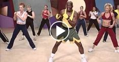 Fit Life Videos - Billy Blanks Tae Bo - Cardio Best Picture For Aerobics Workout plan For You Cardio Boxing, Kickboxing Workout, Aerobics Workout, Toning Workouts, Dance Workouts, Zumba Fitness, Fitness Workout For Women, Tae Bo Workout, Butt Workout