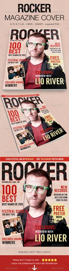 my magazine cover templates 2 magazine cover template magazine