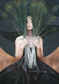 Royal Feathers, Christiane Vleugels