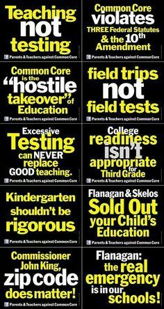 Parents & Teachers Against Common Core