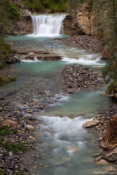 Johnson Canyon (Banff National Park) - IMG 0375 - Západní Kanada 2013