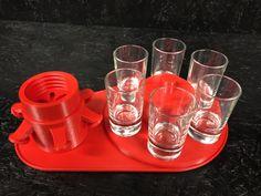 B52Maker Basic Set silber/rot – B52Maker Tableware, Silver, Dinnerware, Dishes