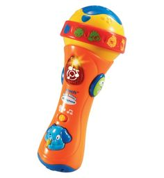 Buy VTech Sing Along Microphone - Toys - Boots £10
