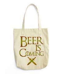 Beer is Coming Tote