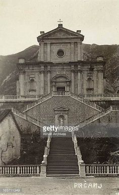 04-25 The Church of Our Lady in Prcanj, Croatia, by the... #prcanj: 04-25 The Church of Our Lady in Prcanj, Croatia, by the… #prcanj