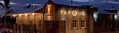 Tap 42   Bar & Kitchen - known for their really good food and decor and if you like beer - plenty types to chose from.