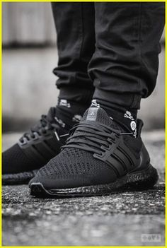 outlet store sale c10bf 5a831 Adidas Ultra Boost Triple Black - 2016 Pack and travel with shoe trees by  Sole Trees