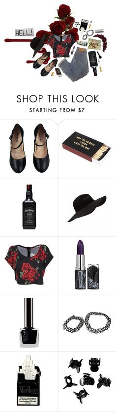 """""""Summer 2017 (Do you want it or no?)"""" by freakoholic ❤ liked on Polyvore featuring Repetto, Izola, Red Herring, Manic Panic NYC and H&M"""