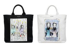 Fashion Express FF: 「ミュウミュウ」x日本人イラストレーターERI WAKIYAMAの日本限定アイテムが発売!