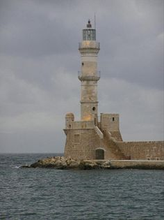 Chania lighthouse - Dump A Day