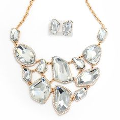 Splenderosa: Statement necklace.