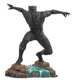Serpentor's Lair | MARVEL-GALLERY-BLACK-PANTHER-MOVIE-PVC-STATUE