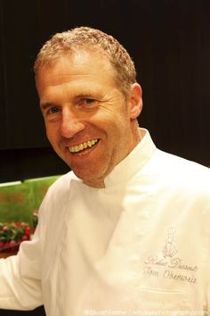 Tom Oberweis at the Oberweis patisserie in Luxembourg. Photo by Stuart Forster.