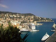 The Port of Nice France