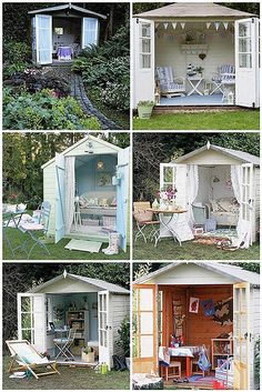 Outdoor Shed Transformations | Flickr - Photo Sharing!