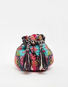 Hippy Style: ASOS Embroidery Bag ASOS Star Mela Selma Embroidery Bag, $120, asos.com