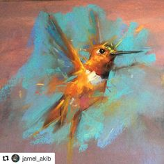 Hummingbird by @jamel_akib