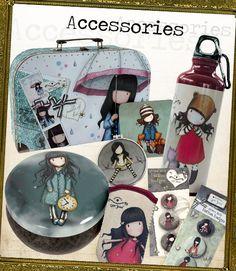 TemptationGifts.com   Gorjuss Bags, Stationery, Dolls & Accessories