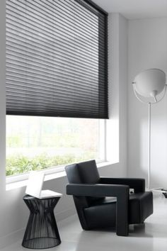 Black & White Contemporary Interiors  #windowblinds #home #homeinspo #homedecor #homesweethome #interiorstyle #interiordesign #meblinds #blackandwhite #blackinteriors Black Blinds, Black Curtains, Window Blinds & Shades, Blinds For Windows, Blockout Blinds, Interior Styling, Interior Design, Black Windows, Contemporary Interior