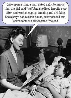 vintage bed time story