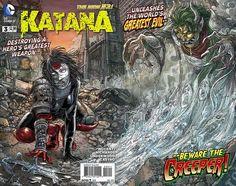Katana (DC, 2012) #3