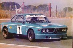 Jean-Claude Doret / Bernard Carlier / (Alain Peltier) - BMW 3.0 CSi - Précision Liegeoise/Serge Power - Jarama - 1975 European Touring Car Championship, round 6