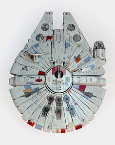 Midscale Millennium Falcon LEGO MOC | Around 3300 parts, sli… | Flickr Painted Jars, Painted Rocks, Sharpie Paint Markers, Oil Based Sharpie, Lego Head, Body Craft, Lego Pictures, Lego Craft, Lego Birthday