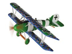 The Corgi Albatross DVa, Ltn Helmut Dilthey, Jasta 40, Mid-1918, is a diecast model plane in the Corgi Aviation Archive (Limited Edition) range.    Born in Rheydt, Germany on  9th February 1894, Helmut Dilthey first flew two-seat reconnaissance bi-planes on the Eastern Front but rose to prominence flying this Albatross DVa during the latter half of 1917 and the early part of 1918 on the Western Front.