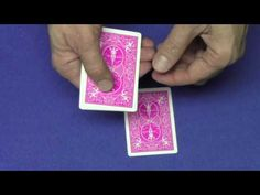 Sweet 16 Interactive Card Trick