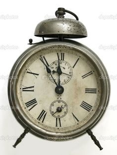 Old Clocks | Vintage alarm clock | Stock Photo © Anthony Vodak #3762562