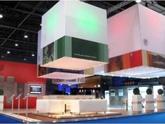 Company for exhibition service and construction and booth for expo