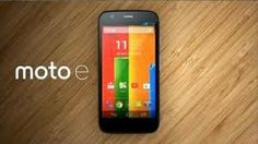Moto E - Motorola launches budget smartphone at Rs 6,999