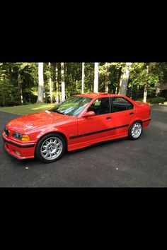 I've always wanted a 1997 BMW M3